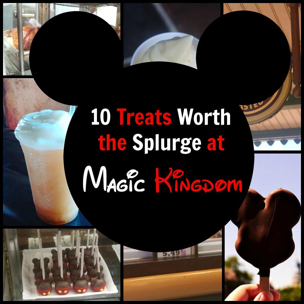 10 Treats Worth the Splurge at Magic Kingdom